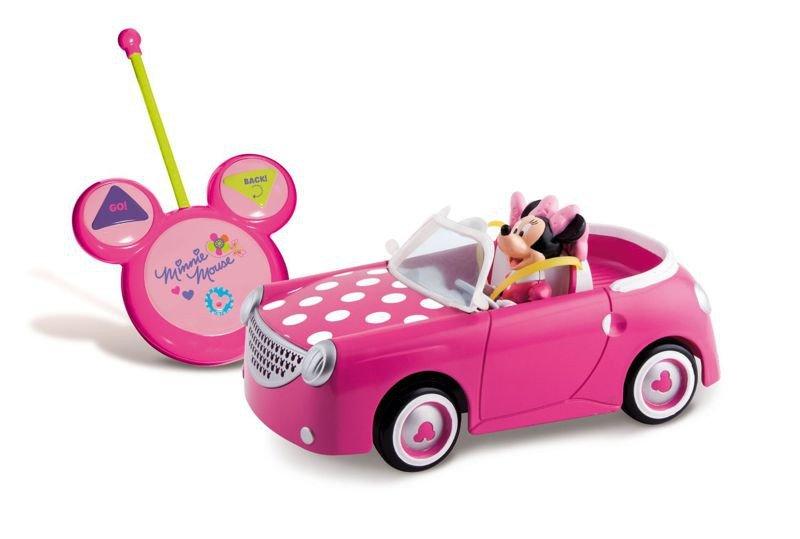 Disney Zdalnie sterowany samochód Myszki Minnie | Zabawki ...