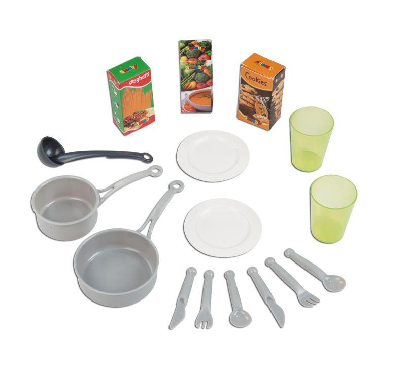 Smoby 24147 Kuchnia Cook Tronic mini Tefal dźwięki