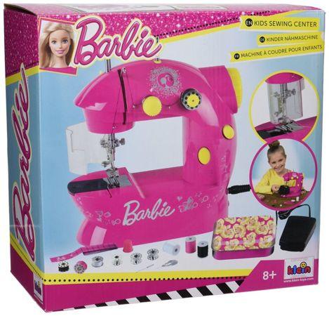 Klein 7910 maszyna do szycia barbie zabawki zabawki for Machine a coudre klein