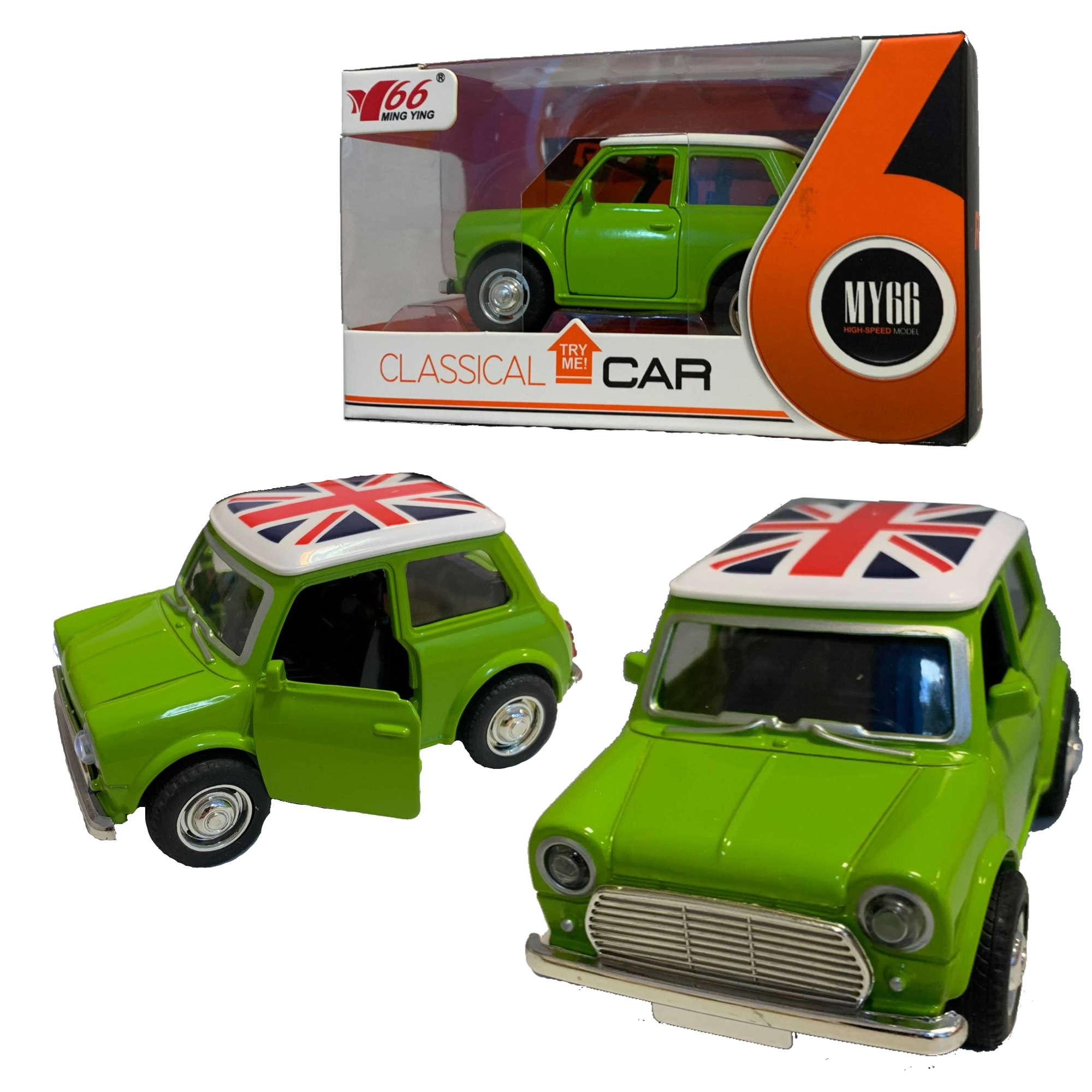 Anek Auto Mini Cooper Austin 850 z napêdem ¶w/d¼w