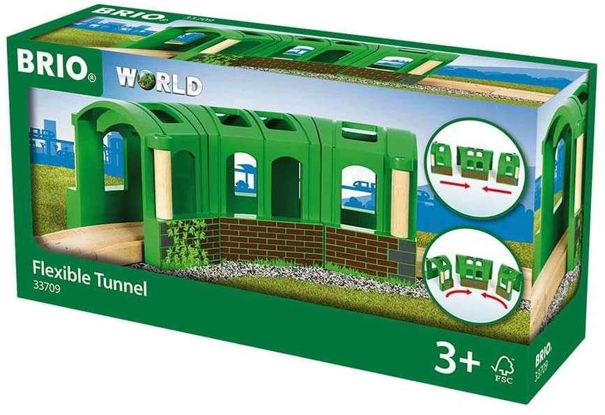 Brio Elastyczny tunel do kolejki