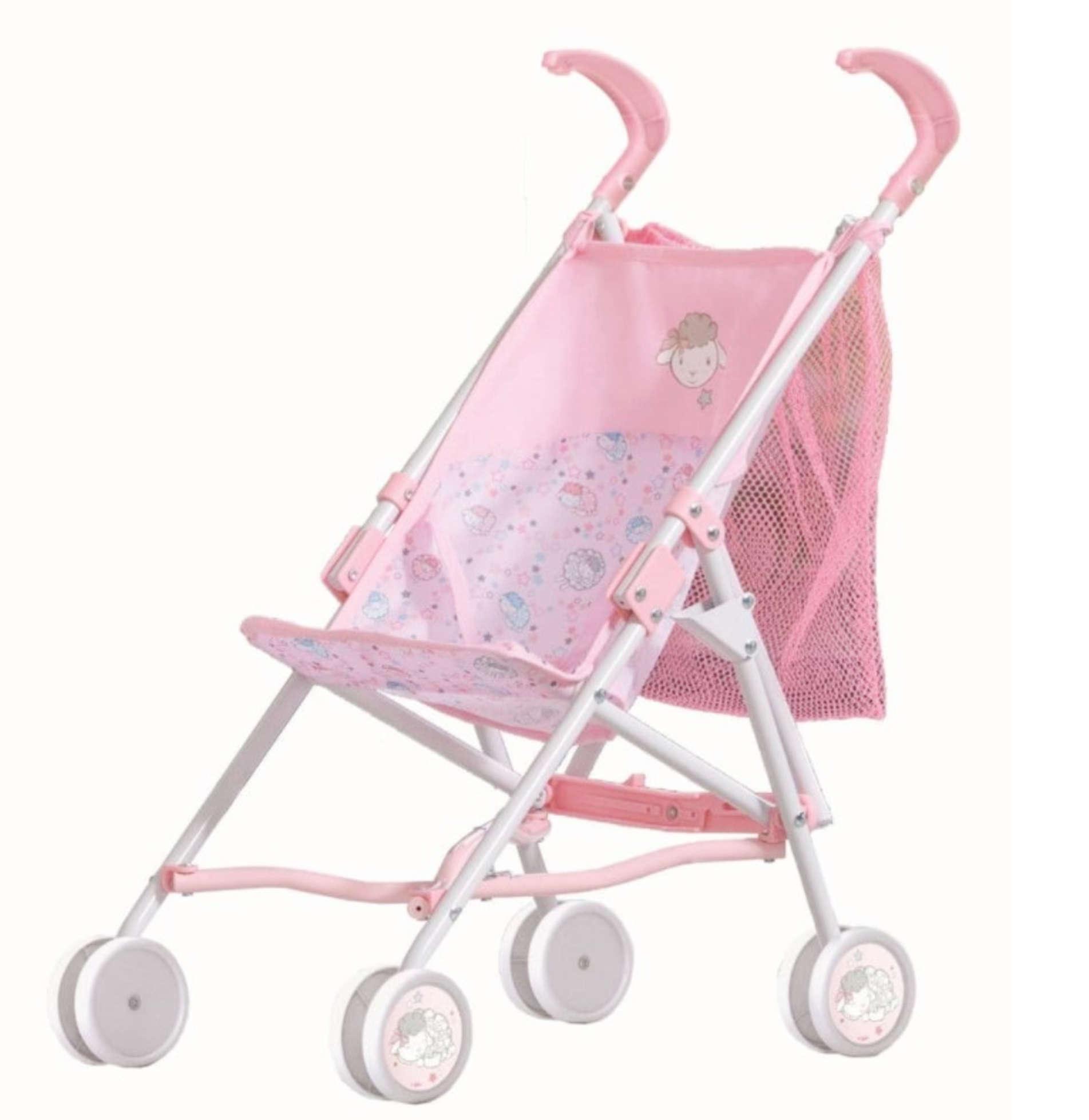 HTI Baby Annabell Spacerówka z siatk± dla lalek
