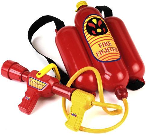 Toys For Boys 5 7 Grut : Klein gaśnica strażacka plecakowa na wodę akcesoria