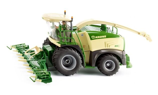 Siku Farmer 4066 Kombajn do kukurydzy Krone BIG X metalowy 1:32