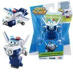 Figurka transformująca Trafik Paul Cobi Super Wings 710050