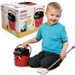 Casdon 656 Wiaderko i mop Henry Little Helper