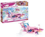 Cobi Klocki Winx Club Yachting Time 320 kl.