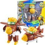 Cobi Super Wings Figurka transformująca Todd Audley 85221
