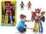 Fisher Price CHJ18 Imaginext Power Rangers Megazord baza