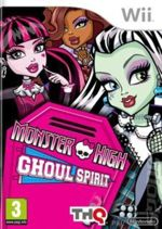 Gra na konsolę Wii Monster High Ghoul Spirit