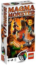 Gra planszowa Lego Games 3847 Magma Monster