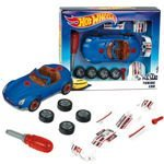 Klein 8010 Zestaw do tuningu Hot Wheels Auto do skręcania 2w1