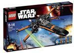 Lego Star Wars 75102 X-Wing Fighter Poe'a