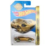 Mattel Hot Wheels Auto Ford Shelby złoty DPN13