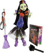 Monster High Casta Fierce Witch CFV34 Lalka Mattel