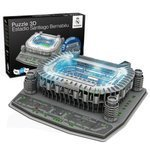 Puzzle 3D Model stadionu Santiago Bernabeu (Real Madryt) LED 34401