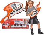 Simba Keytar dla dzieci gitara keyboard pianinko My Music World 683-4252