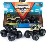 Spin Master 20105515 Zestaw Monster Jam Soldier Fortune i SF Black Ops