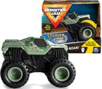 Spin Master 6044990 Monster Jam Wóz Soldier Fortune Warczące opony