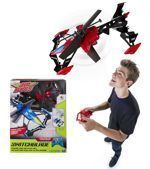 Spin Master Air Hogs Switchblade helikopter czerwo