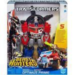 TRANSFORMERS Beast Hunters Optimus Prime 36 cm