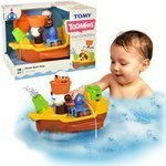 Tomy Aqua Fun Statek piracki do kąpieli E71602