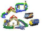 Tomy LC54229 Stacyjkowo Tory Tunel i most + Bruno