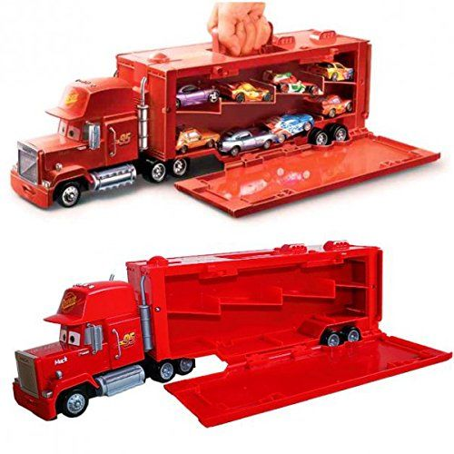cars 2 maniek transporter z r czk i zygzak mcqueen zabawki figurki i zestawy zabawki. Black Bedroom Furniture Sets. Home Design Ideas