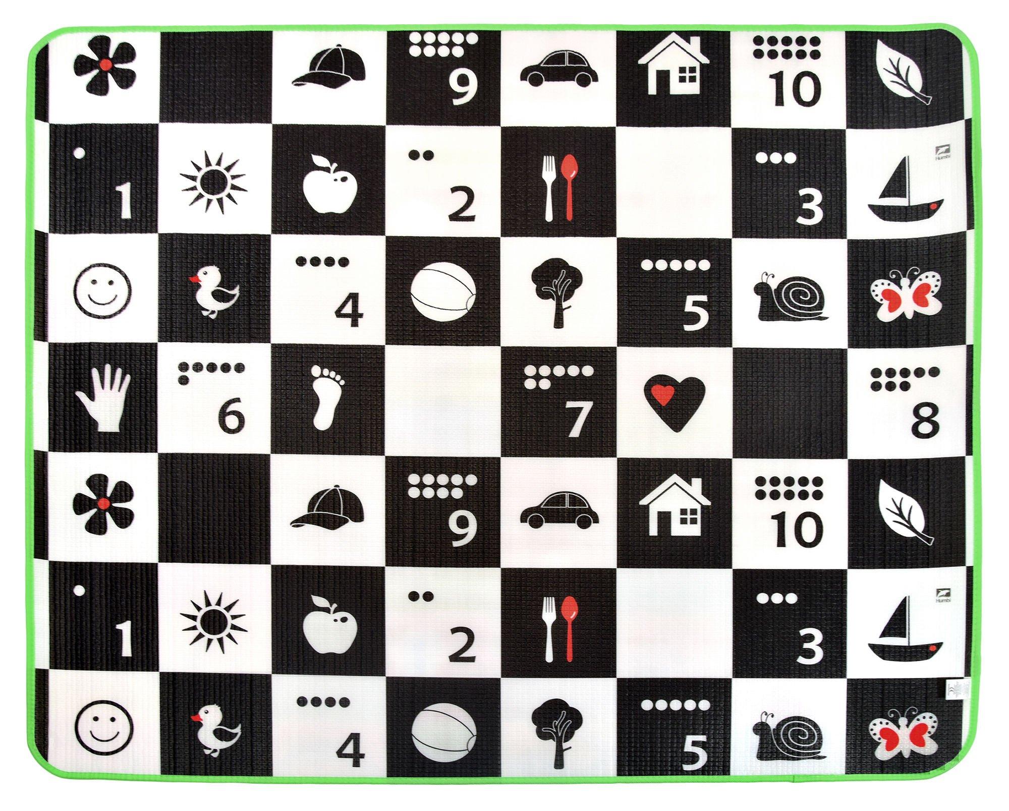maty edukacyjne szachownica