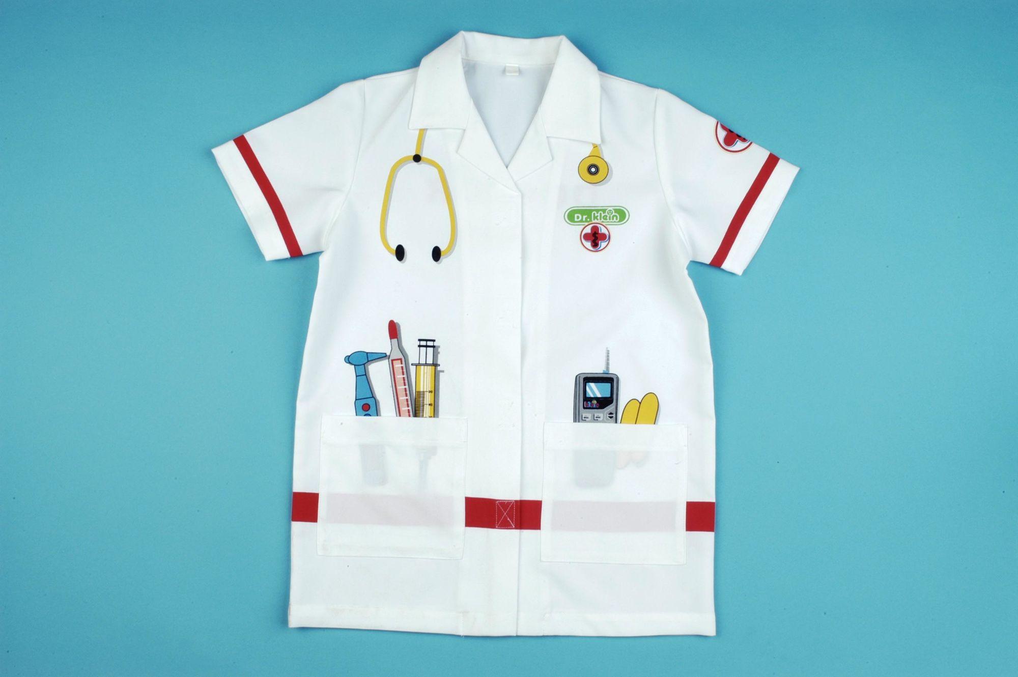 Klein 4614 Fartuch Małego Lekarza Dla Dzieci Akcesoria Dla Dzieci