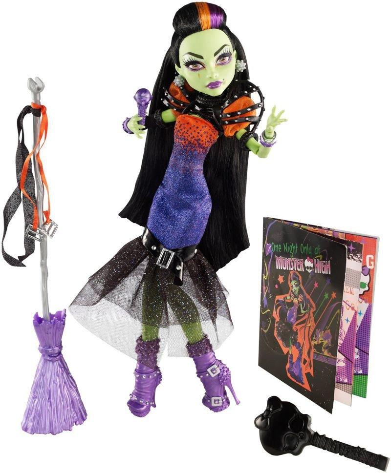 Monster high casta fierce witch cfv34 lalka mattel - Camas monster high ...