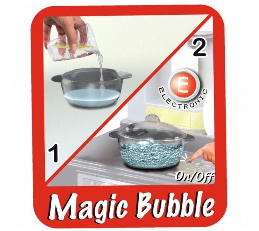 Smoby Tefal Studio Kuchnia Xxl Bubble 311018 Zabawki Zabawki Agd