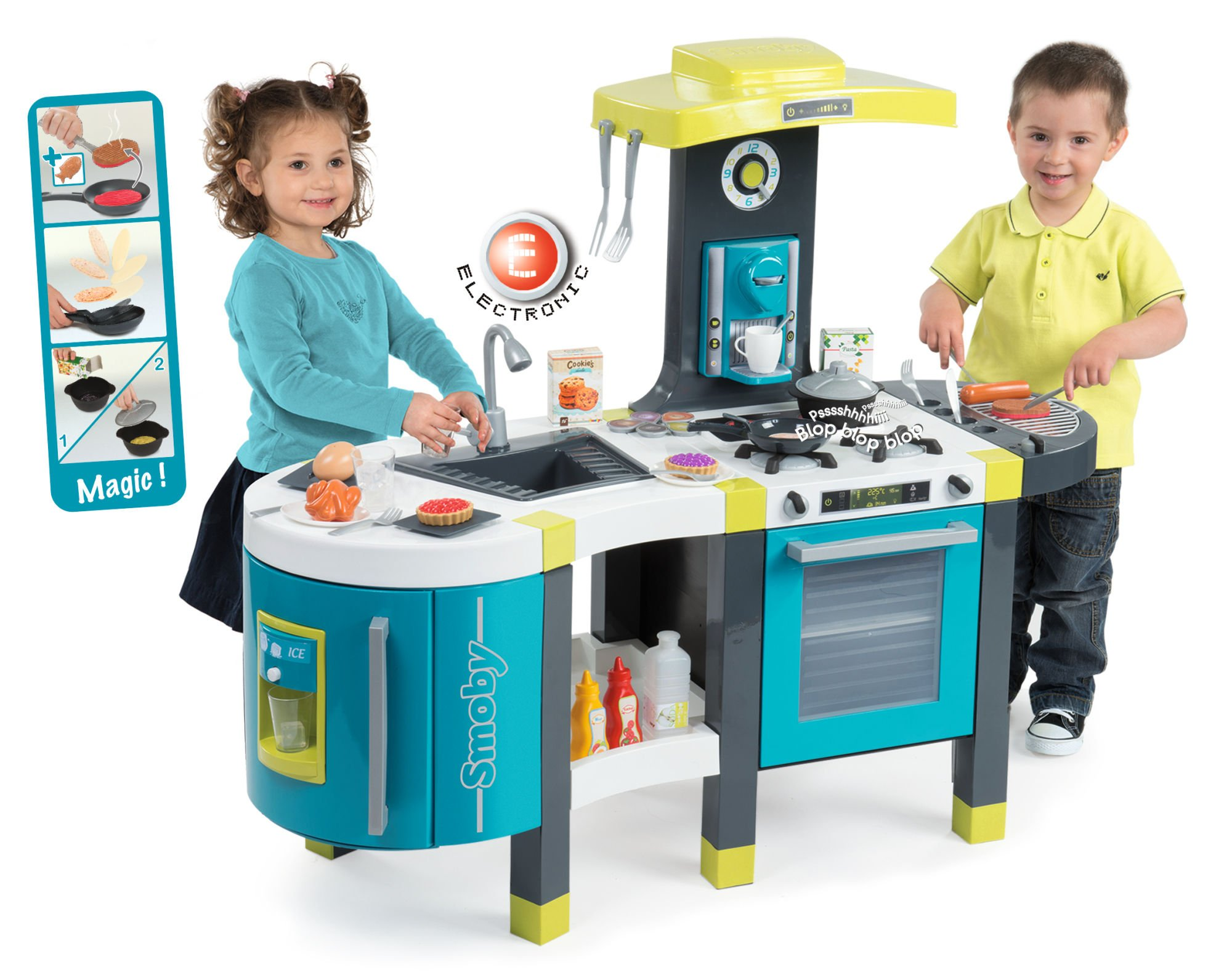 Smoby Kuchnia Mini Tefal French Touch 311200
