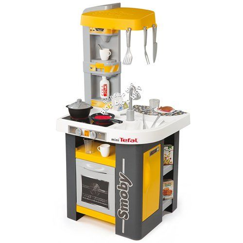 Smoby kuchnia mini Tefal Studio 311000  Zabawki  Zabawki   -> Kuchnia Tefal Biedronka