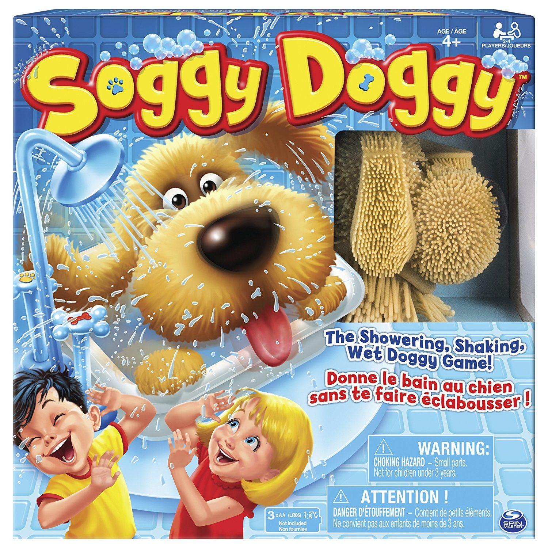 Masywnie Spin Master Soggy Doggy Mokry psiak Gra dla dzieci : Humbi.pl WZ86