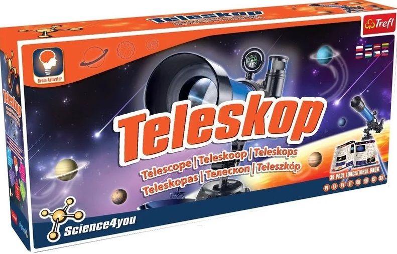 Trefl Teleskop Dla Dzieci