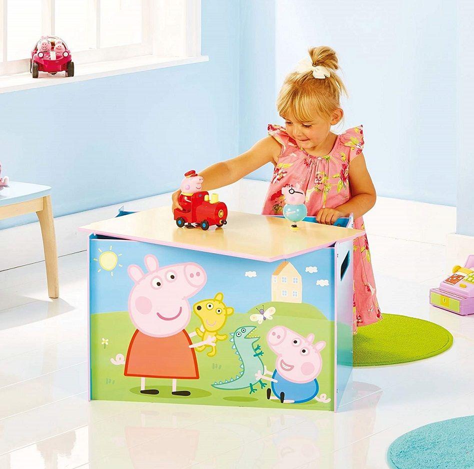 Worlds Apart Skrzynka Na Zabawki świnka Peppa