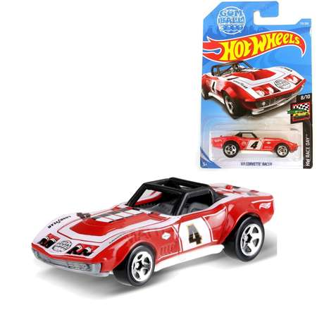 Auto Hot Wheels '69 Corvette