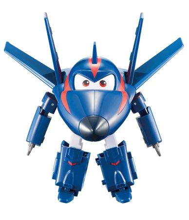 Cobi Super Wings Figurka transformująca Agent Chase