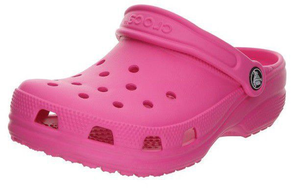 9e88d15e99afc ... Crocs Classic Kids Fuchsia Różowe klapki dla dzieci Fuksja ...