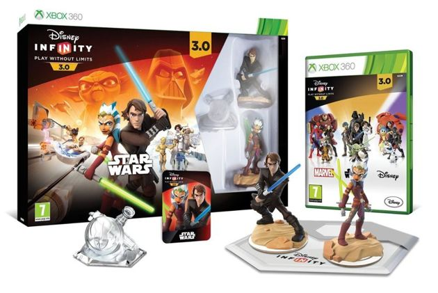 Disney Infinity 3.0 Star Wars Starter Pack Xbox 360