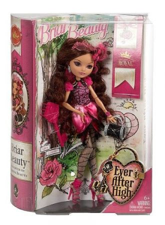 Ever After High Briar Beauty Lalka