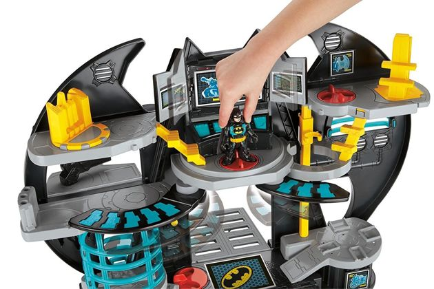 FISHER PRICE Jaskinia BATMANA BATCAVE IMAGINEXT