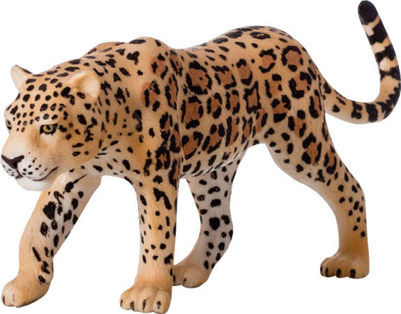 Figurka Animal Planet Leopard lampart pantera 14 cm