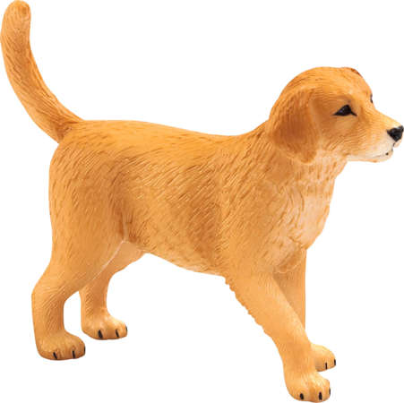 Figurka Animal Planet Pies Golden Retriever 7,5 cm