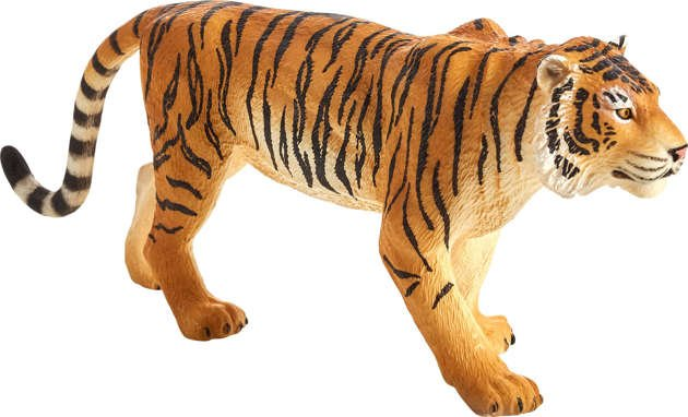 Figurka Animal Planet Tygrys bengalski 15,5 cm