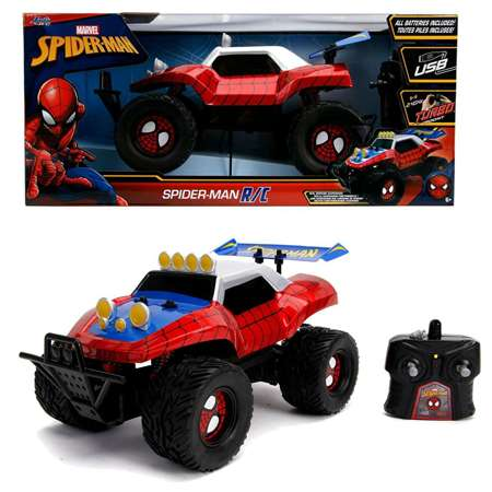 Jada 253228000 Marvel Spiderman Gazik RC