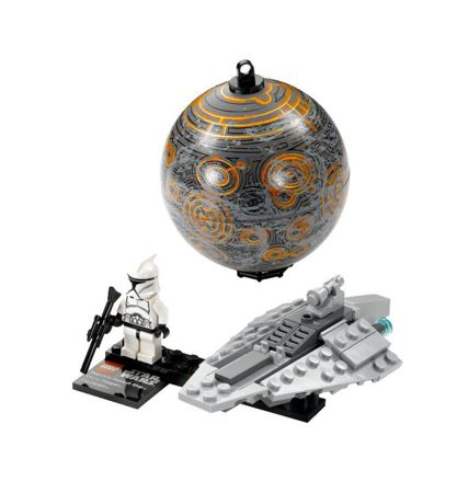 Klocki Lego 75007 Star Wars Republic Assault Ship i Coruscant