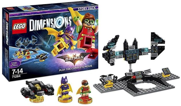 Lego Dimensions Batman Movie Story Pack
