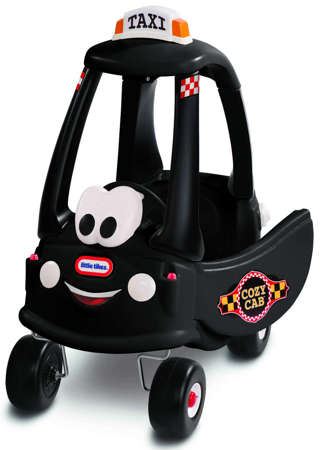 Little Tikes Pojazd Cozy Coupe London Taxi
